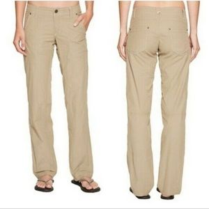 Kuhl Kendra Straight Leg Hiking Pants. Size 10